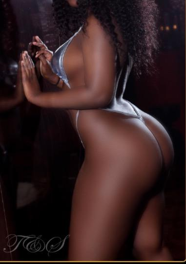 Sexy young ebony