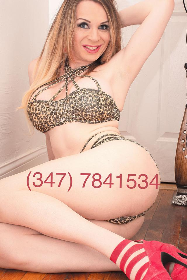 Escort 347-784-1534 Queens transx