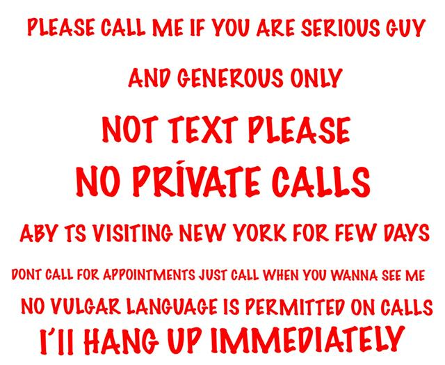Escort 914-268-3192 Manhattan transx